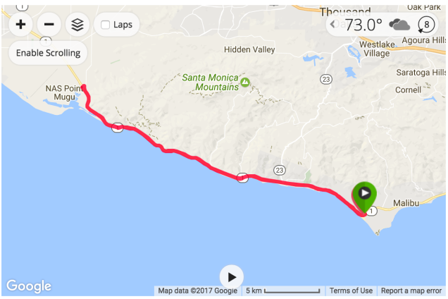 Cycling on PCH – A Guide for Beginners – Tri Life Journey